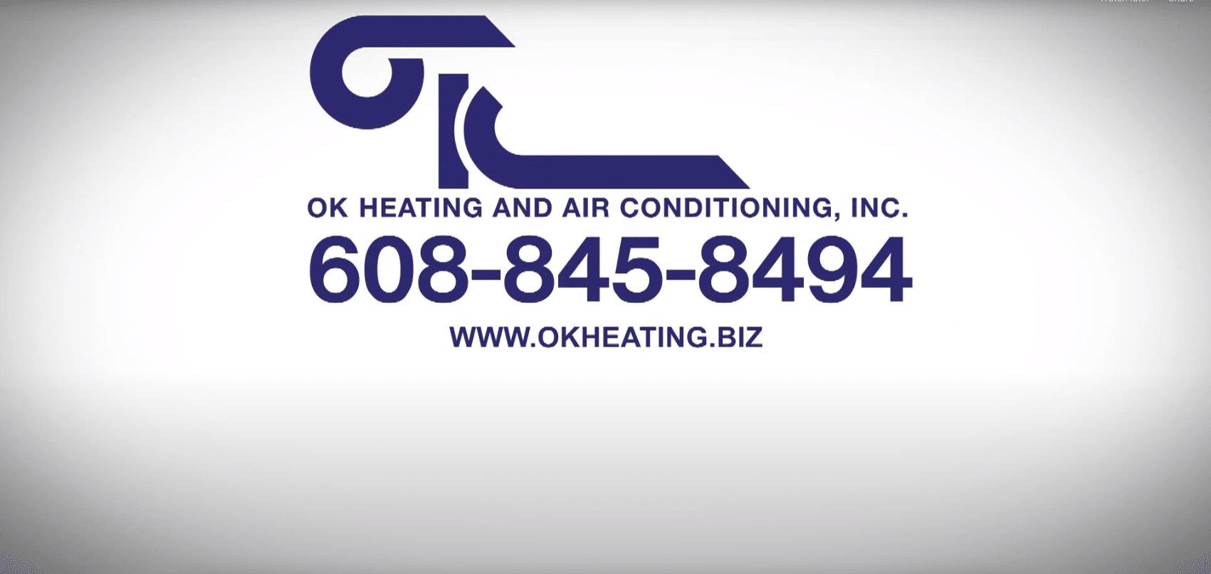 OK Heating Advertisement