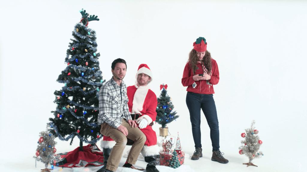 Backflip Christmas